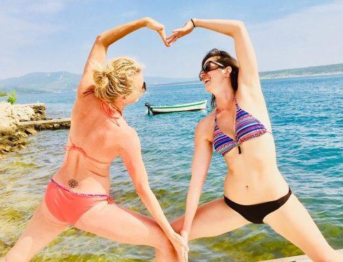 Die Reise zu den Chakren – Die Yogareise nach Kroatien
